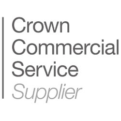 crown commercial services supplier logo