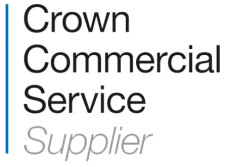 crown commercial services logo