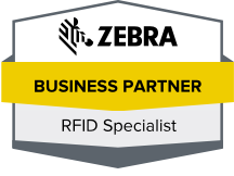Zebra RFID Badge