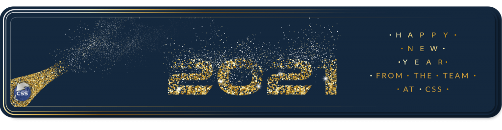 new year 2021 banner
